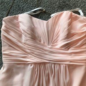 Prom dress size 8 David's bridal